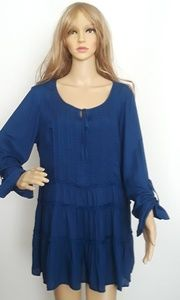 Style & Co. Womens Cape Town Boho Pullover Top
